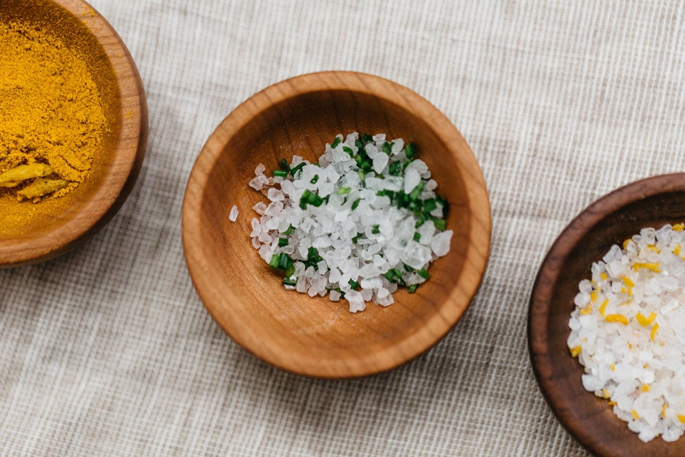 Image of Gourmet Salt Cellar Box