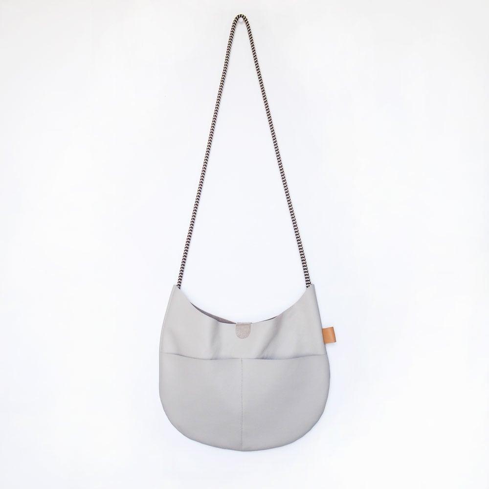 Image of Tab Bag - light grey