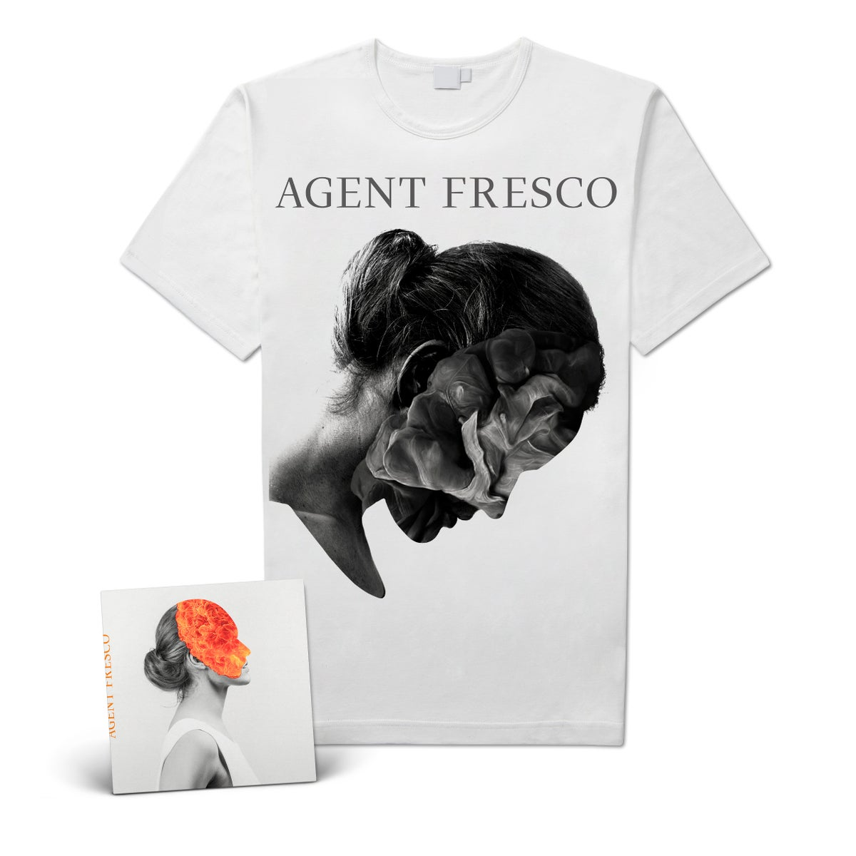 "Image of Agent Fresco ""Destrier"" CD-Bundle #1"