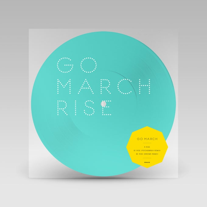 "Image of RISE EP1 (Limited Edition 12"")"