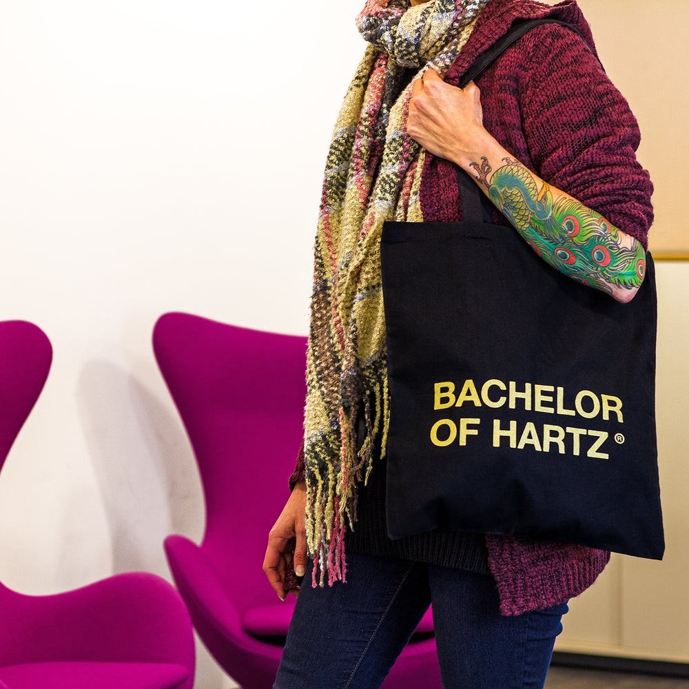 Image of <i>Bachelor of Hartz<br>Golden Shower</i>