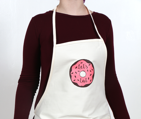 Image of Let's Eat, Apron