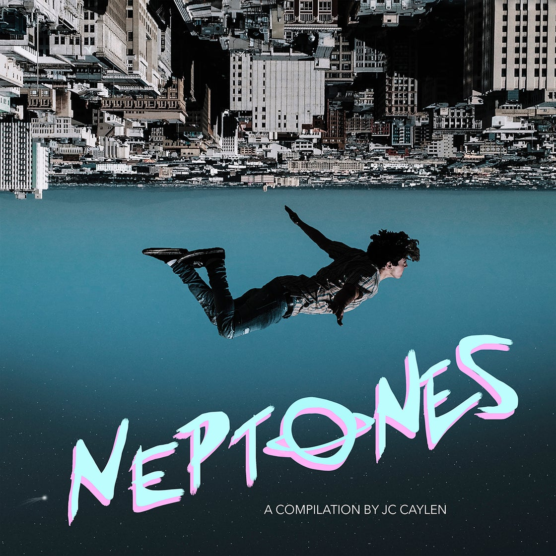 "Image of *DELUXE PACKAGE 3* PERSONALLY SIGNED BY JC ""NEPTONES"" POSTER + CD"
