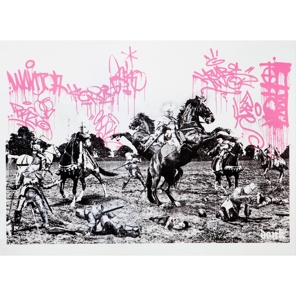 Image of Historyland (White/Chrome/pink)