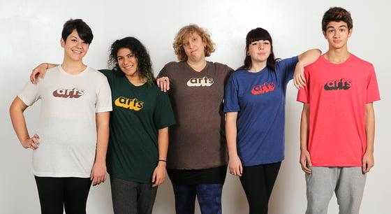 Image of arts T-Shirt