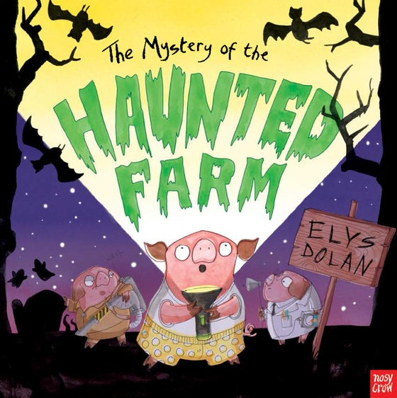 Image of The Mystery of the Haunted Farm - signed edition