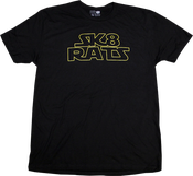Image of SK8RATS Stars Wars T-Shirt (Black)