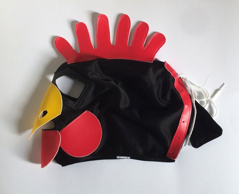 Image of Crazy Chicken Mask