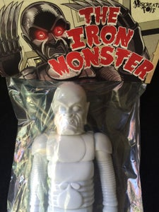 Image of The Iron Monster Blank Gray