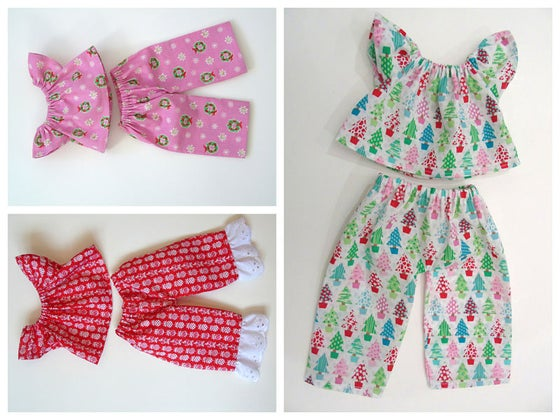 Image of Christmas Pyjamas (assorted designs)