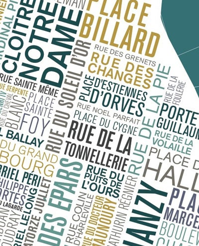 Image of Affiche Chartres