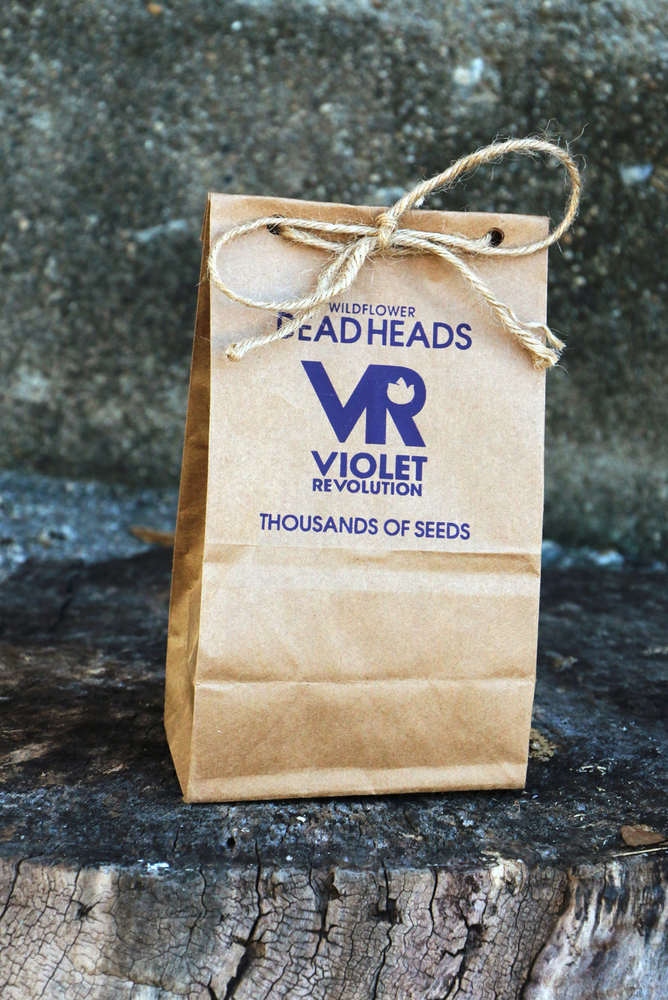 Image of Violet Revolution Dead Heads