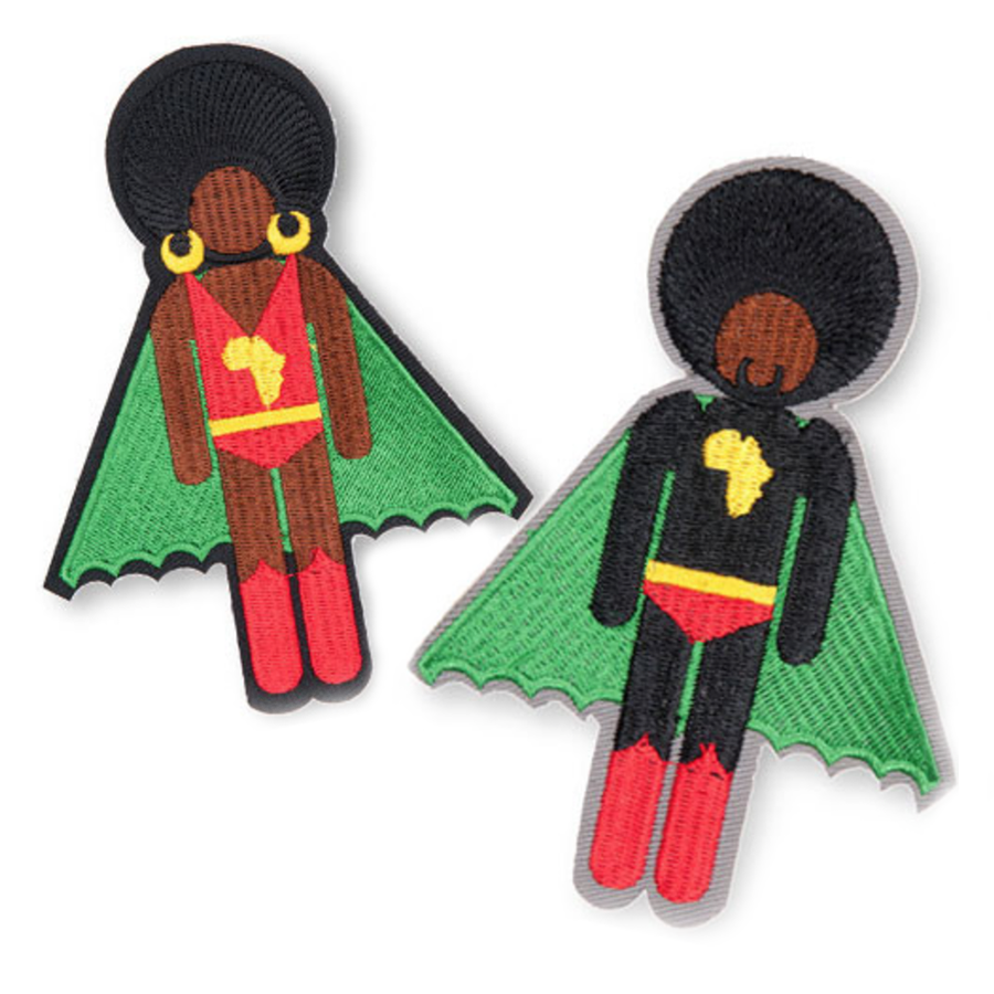 Image of AFRO SUPA® SEW-ON PATCHES