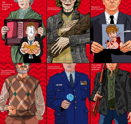 Image of TWIN PEAKS Collection