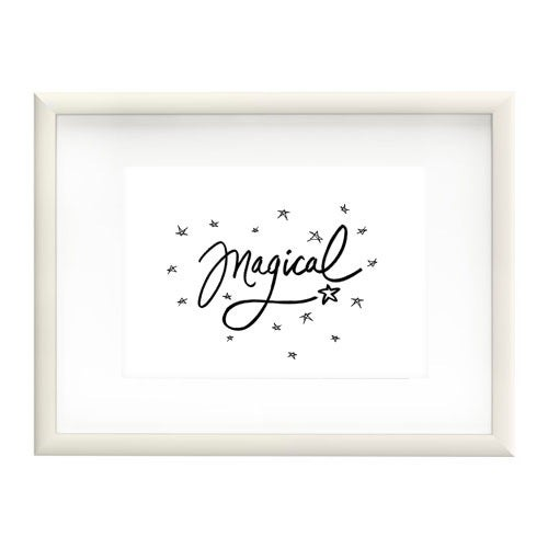 Image of Magical (black)