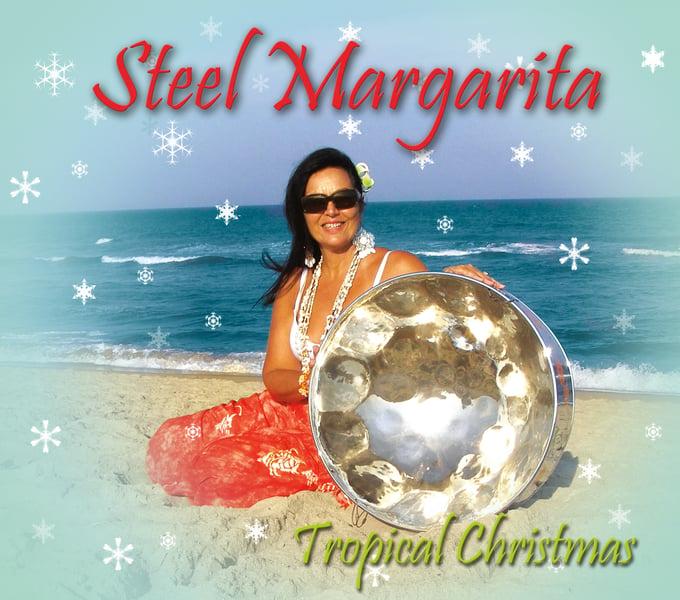 Image of Steel Margarita - Tropical Christmas