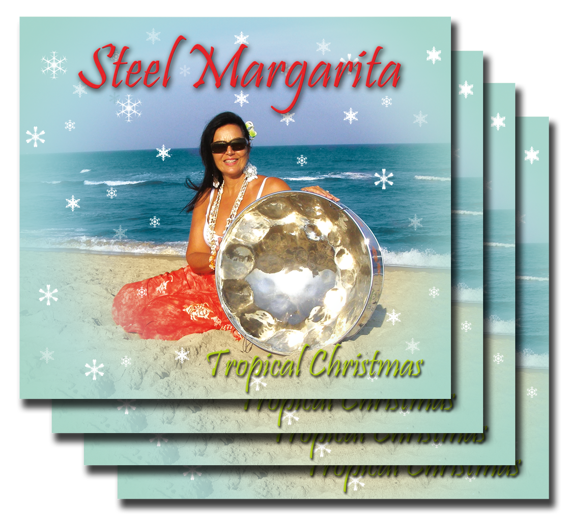 Image of Tropical Christmas CD Gift Multi Pack