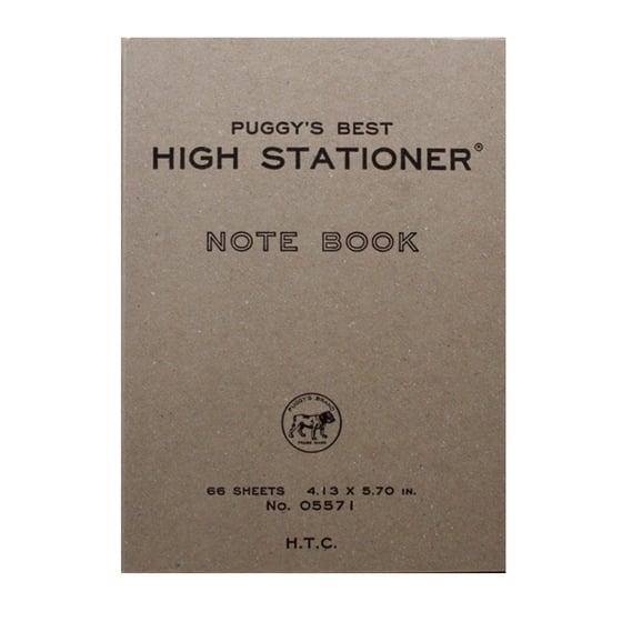 Image of Puggy's Best High Stationer Notebook