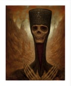 "Image of The Dead Pope- 8x10"" Open Edition Print"