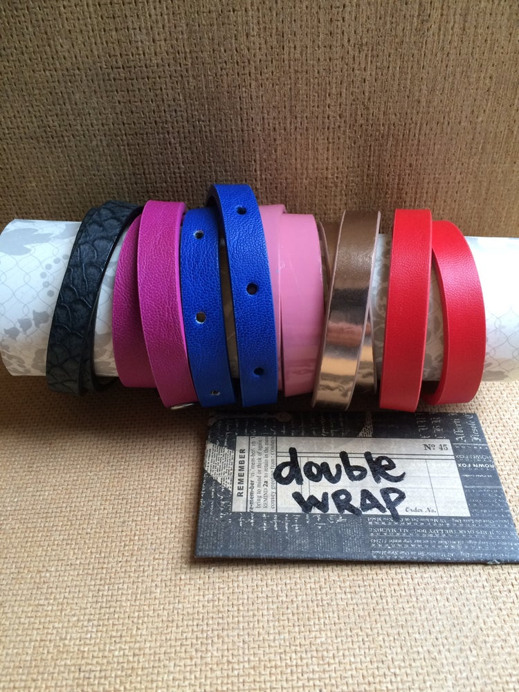Image of Double Wrap Bracelets