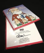 Image of Santa's Helpers - Limited Edition Christmas Cards 2 packs, 8 cards.