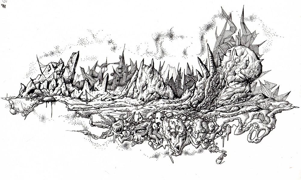 Image of Isle of Strange Mutation Giclee Print