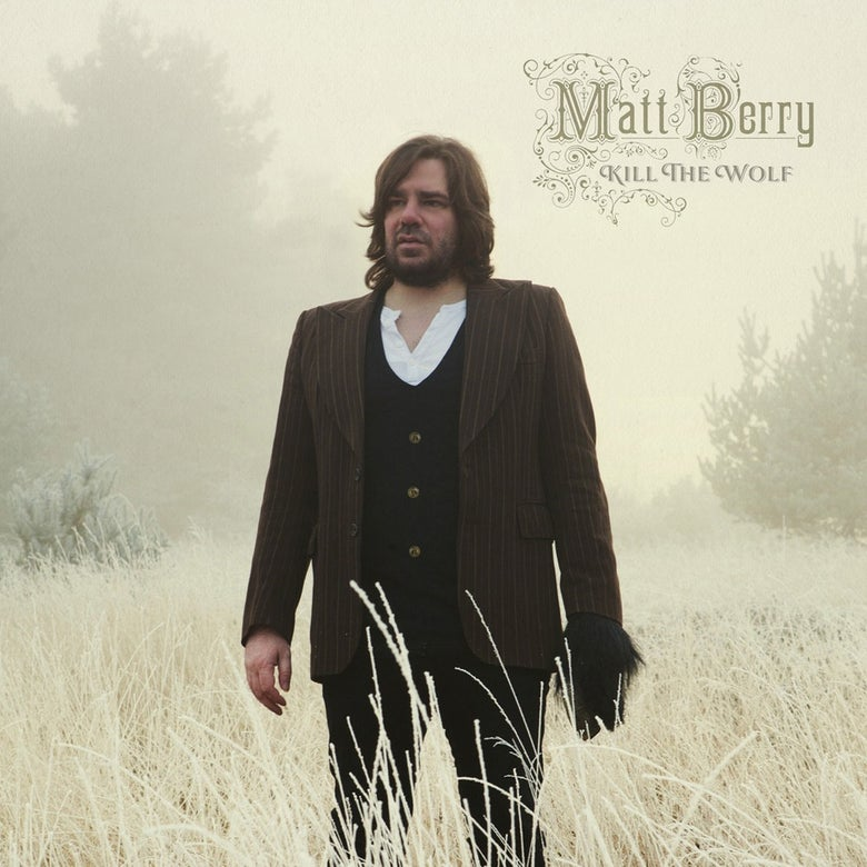 Image of Matt Berry - Kill The Wolf - Gatefold CD Album