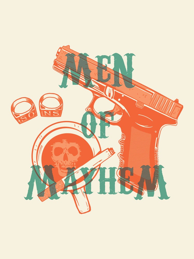 Image of Men of Mayhem