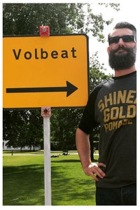 Image of SHINER GOLD VOLBEAT LIMITED EDITION