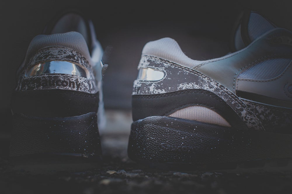 "Image of SAUCONY SHADOW 6000 X EXTRA BUTTER ""MOON WALKER"""