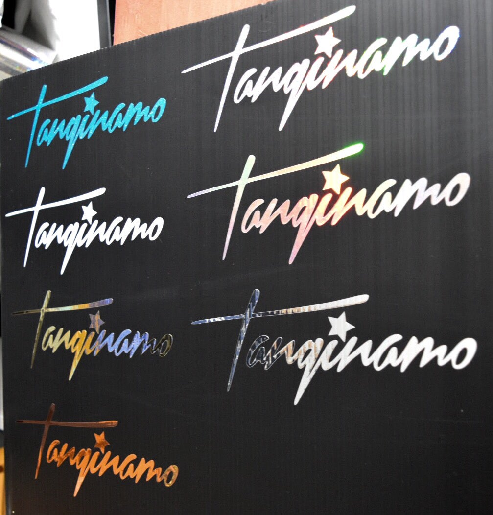 Image of TANGINAMO Sticker