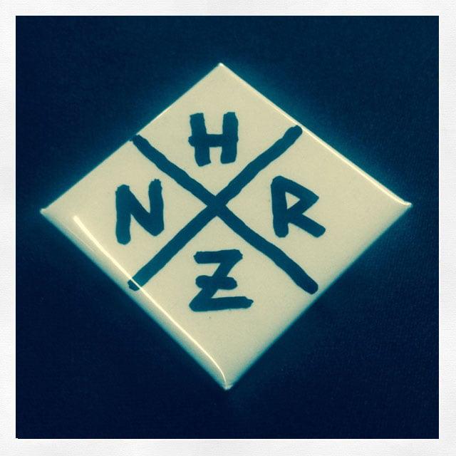 "Image of HNR ""Diamond | Glow in Dark"""