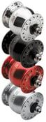 Image of Schmidt SON28 and SON Delux Dynamo Rim Brake Hubs