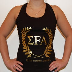 Elite Vest - Womens - Elite Fitness Apparel