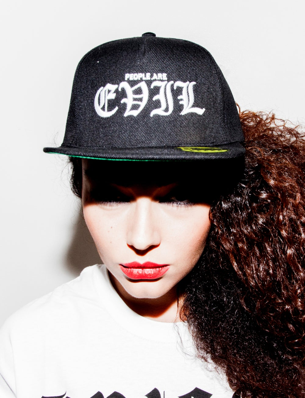 Image of PEOPLE ARE EVIL - SnapBack