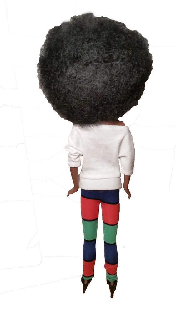 Image of Get Your Own Swag Fashion Doll II