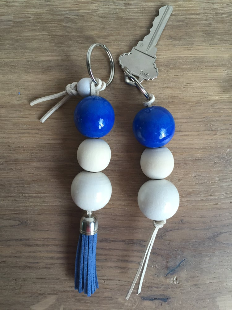 Image of Keyring/Bag tag