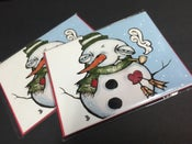 Image of Happy Christmas  - Limited Edition Christmas Cards 2 packs, 8 cards