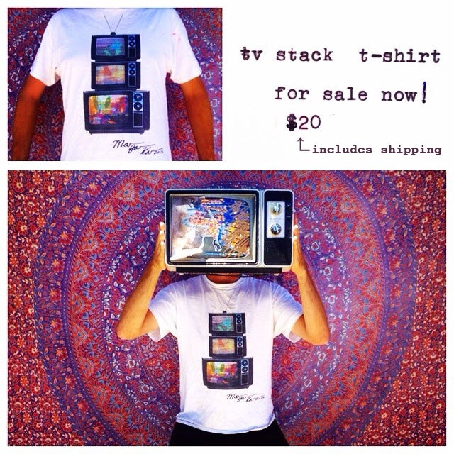 Image of TV Stack t-shirt
