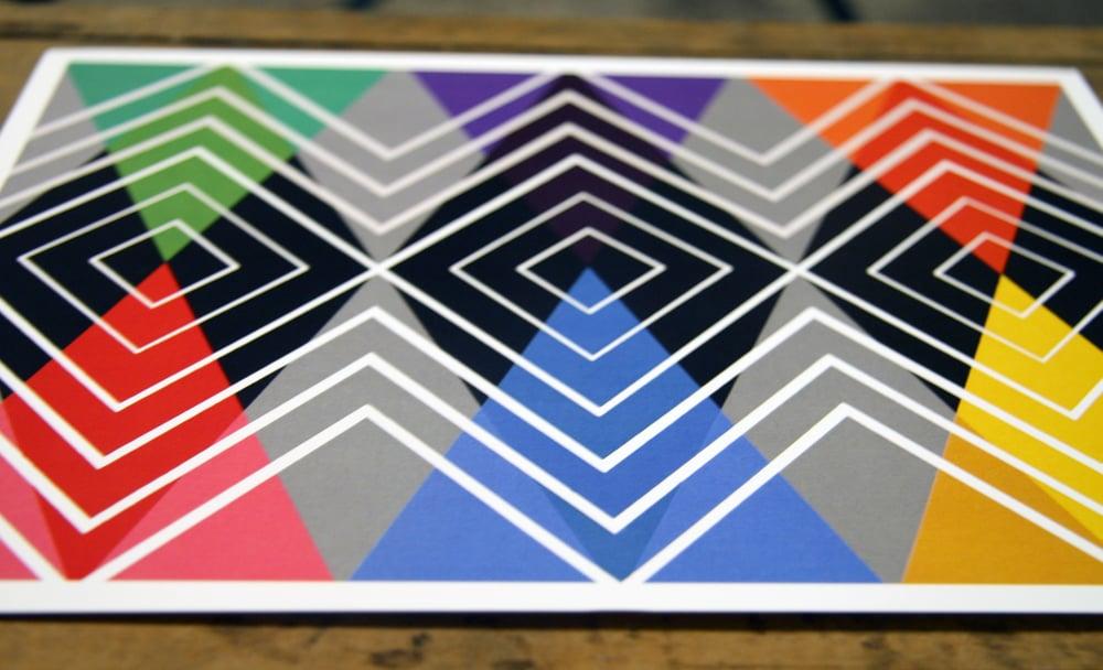 "Image of ""Hart"" Small Print"