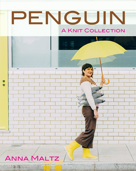 Image of Penguin: a Knit Collection BOOK