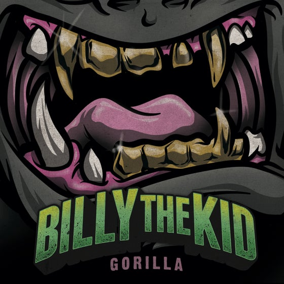 Image of Billy The Kid - Gorilla CD