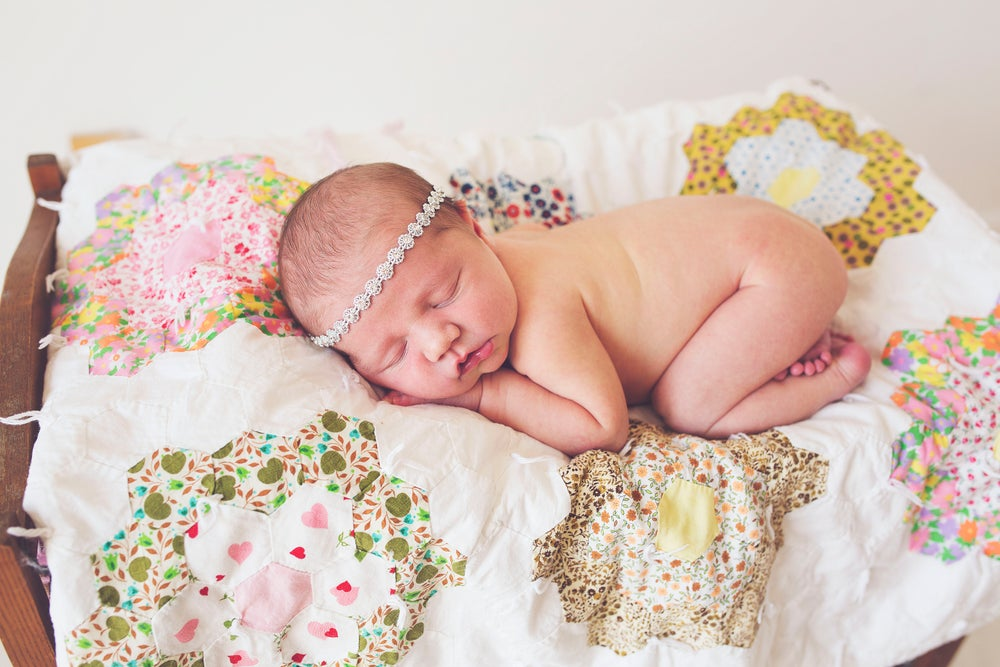 Image of Newborn Session + Digital File Package