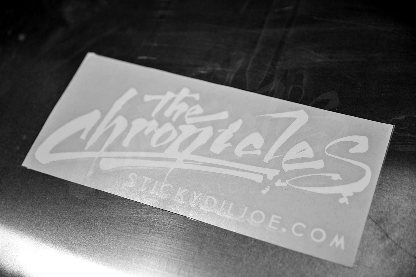 Image of The Chronicles Ver. VII Decal