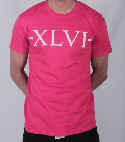 Image of XLVI Red Tee