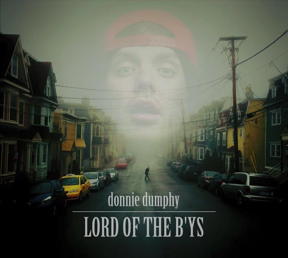 Image of Lord of the B'ys - Official Donnie Dumphy CD