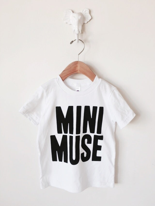 Image of Mini Muse tee
