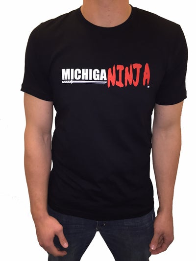 Image of MichigaNINJA Unisex Tee