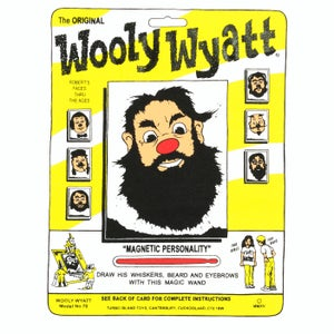 Image of Wooly Wyatt