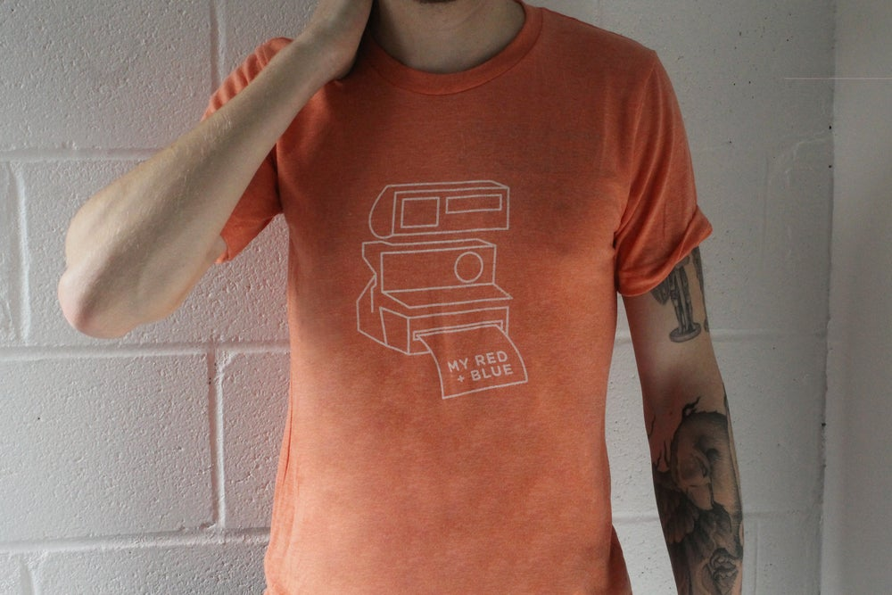 Image of MR+B Polaroid Tee